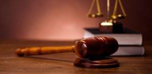 Maza de Juez y Derecho Penal